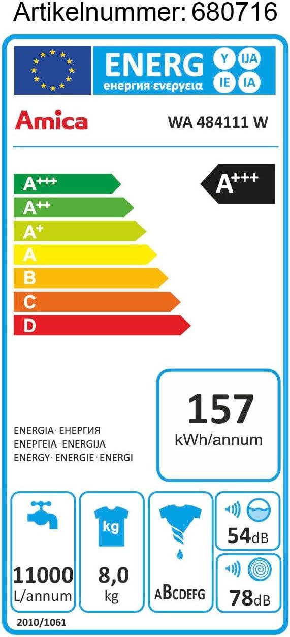 waschmaschine energieeffizienz Energieklasse