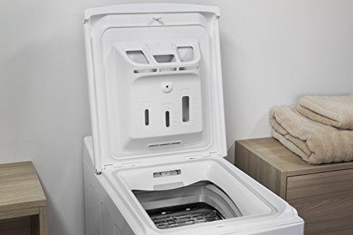 waschmaschine mit toplader