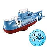 Mini U Boot mit Fernbedienung, Boot Schiff Militärmodell...