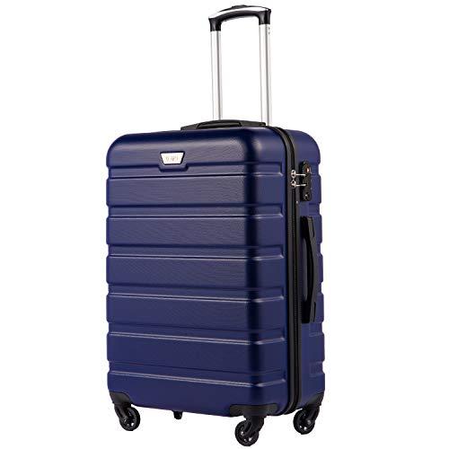 koffer ohne reißverschluss trolley amazon