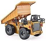 s-idee® S1540 Rc Kipper 6 Kanal Muldenkipper Tieflader Truck...