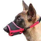 HEELE Maulkorb Für Hunde, Verstellbare Schlaufe, Atmungsaktiv,...