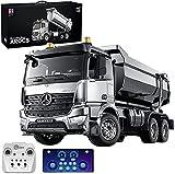 s-idee® E590-003 Mercedes Arocs Rc Dump Truck Metall Kipper 1:20...