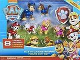 PAW Patrol 6058524 Chaos-Kätzchen Geschenkset mit 8 Figuren