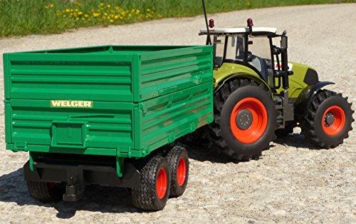 ferngesteuertes traktor mit anhänger