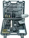 Brüder Mannesmann Werkzeug M17975 Werkzeugkoffer mit 18 Volt...